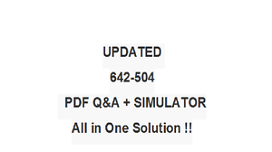 Securing Networks with Cisco Routers and Switches Exam Test QA PDF/&Simulator