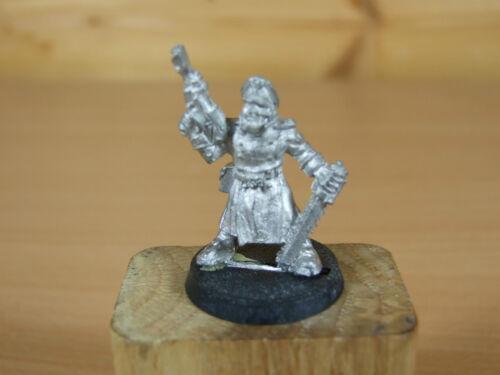 Classic Metal Guardia Imperial Comisario con laspistol Sin Pintar 1125