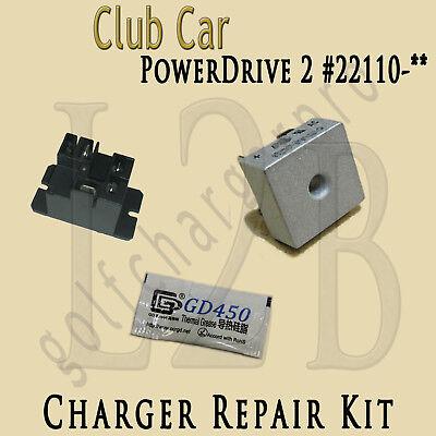 club car charger wiring diagram club car golf car cart powerdrive 2 charger repair kit model 22110 club car powerdrive 3 charger wiring diagram powerdrive 2 charger repair kit