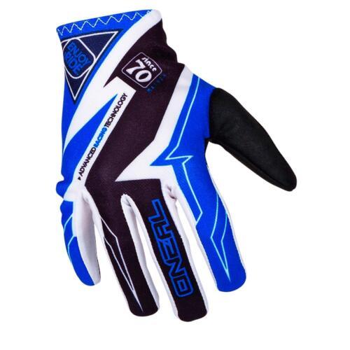 O/'Neal Matrix MX Handschuhe RACEWEAR Blau Moto Cross Mountainbike Downhill MTB