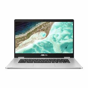 "Asus Chromebook C523NA 15.6"" Full-HD NanoEdge Laptop Notebook 8GB 64GB Leicht"
