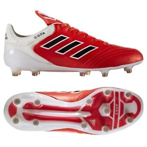 premium selection 4654f 5f43d Image is loading Adidas-Copa-17-1-FG-Red-Football-Boots