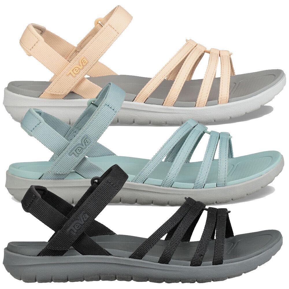 Teva femmes Sanborn Cota Water Friendly Summer Sandals