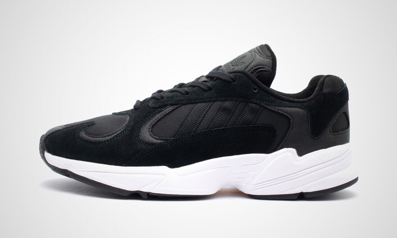 Adidas yung - 1 negro, calcetines cortos, Art. cg7121, nuevo en caja de cartón