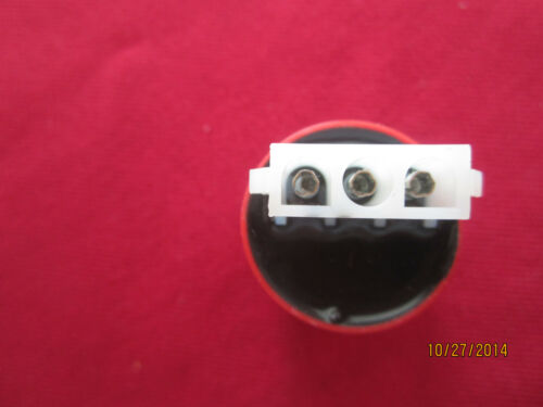 Marine Boat Livewell Timer Caplugs 3-WIRE 1 1//16 SC