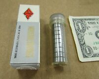 10 Pc Sw Miniature Precision Bearing 13mm X 4mm X 5mm Unsealed Sw 24, Sw24