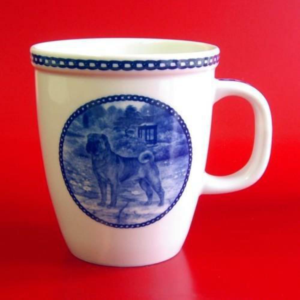Shar Pei - Porcelain Mug made in Denmark