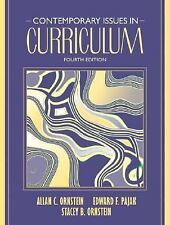 Contemporary Issues in Curriculum (4th Edition)