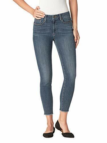 Jessica Simpson Ladies' High Rise Skinny Jean (14/32, Ventura)