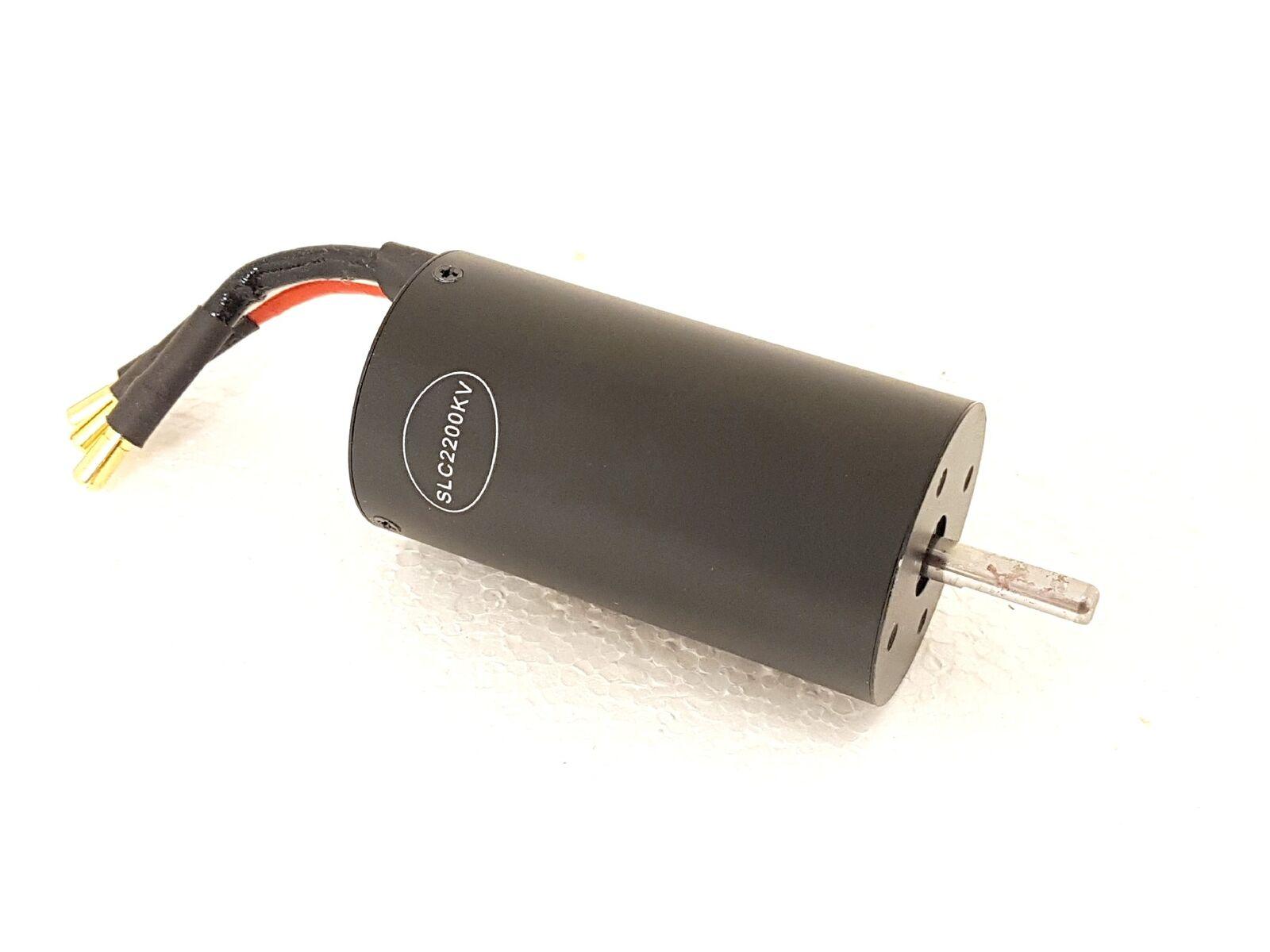 Carson dragster Sport brushless motor 1 8 2200kv-nuevo