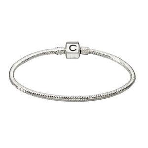 2664431a1d10b Details about SALE 30% OFF Genuine CHAMILIA 925 Silver BRACELET for CHARM  Bead RRP £55 M