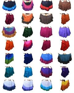 Multiple Color Choice Indiantrends Plain 25 yard skirts Canada