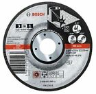 Bosch 3-in-1 Cutting Disc a 46 S BF 115mm 22 23mm 2 5mm With Depressed Centr