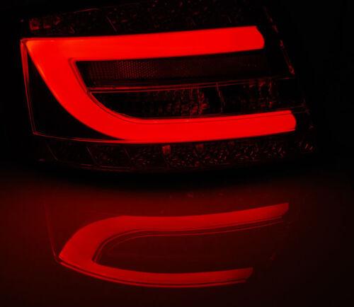 Luci Posteriori LED Audi a6 4f limousine in rosso chiaro LIGHTBAR//6 pin europaw corso