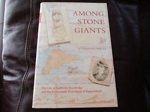 Among-Stone-Giants-Jo-Anne-Van-Tilburg-Life-of-Routledge-Easter-Island-HB-B6