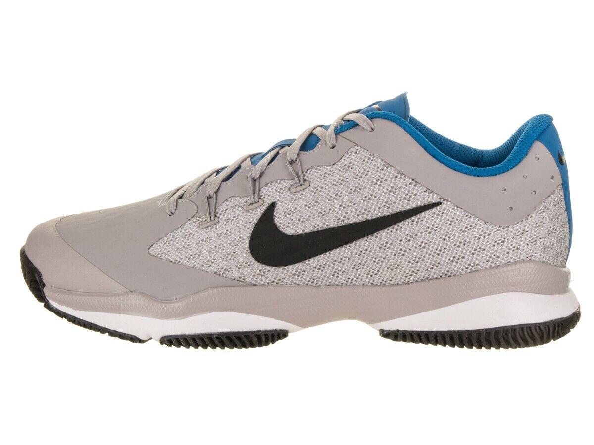 Herren Nike Luft Zoom Ultra Turnschuhe Fitnessstudio Fitness Grau Schwarz 845007