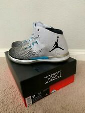 d084f4366115a9 item 3 Nike Air Jordan XXXI 31 N7 Black Turquoise White Silver Size 11  Authentic Used -Nike Air Jordan XXXI 31 N7 Black Turquoise White Silver  Size 11 ...