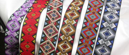"Colours 33mm 1.1//4/"" S//W Haze Jacquard Ribbon  x 1 yd or pre-cut length"