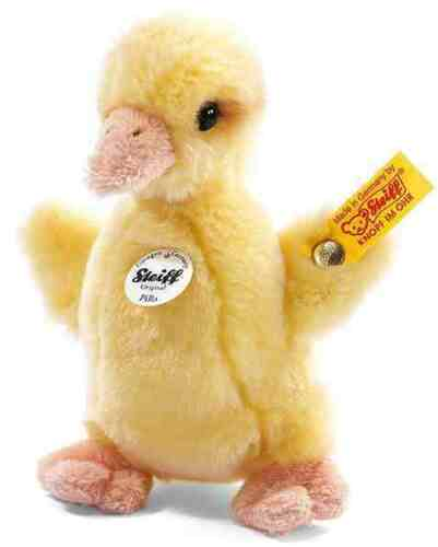 Steiff Pilla Duckling with FREE gift box EAN 073335