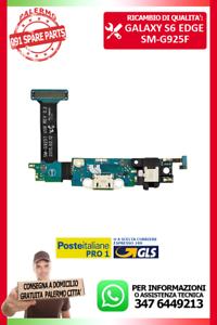 FLEX-FLAT-CONNETTORE-DI-RICARICA-JACK-CUFFIA-E-MICROFONO-G925F-S6-EDGE-SAMSUNG