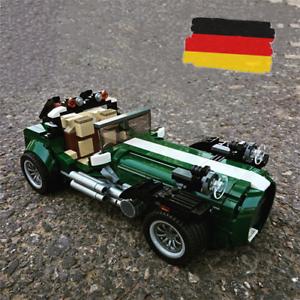 Custom-Technic-Seven-Racer-42056-42083-Blocs-de-construction-MOC-1-074-parts