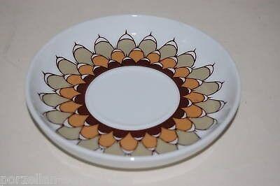 Soucoupe 13,2 cm Kiruna artichaut thomas