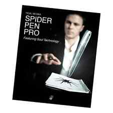 Spider Pen Pro by Yigal Mesika - Make Things Float or Leviate -Magic Trick & DVD