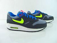 Nike Air Max 1 87 90 Volt Hyper Pink Sneaker Schuhe Neu UK_3.5 Eur 36