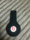 Original Beats by Dr. Dre Solo Headphones Exterior Panel & Center Cap - Black