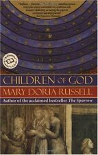 Ballantine Reader's Circle: Children of God by Mary Doria Russell (1999, Paperback)