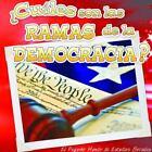 ¿Cuáles Son Las Ramas de la Democracia? by Ann H. Matzke (2015, Hardcover)