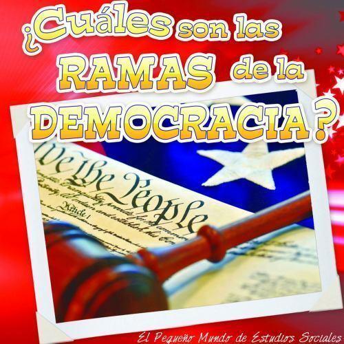 Cuales son las ramas de la democracia? / What are the Branches of-ExLibrary