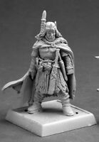 King Castruccio Irovetti Reaper Miniatures Pathfinder Kingmaker Warrior Fighter