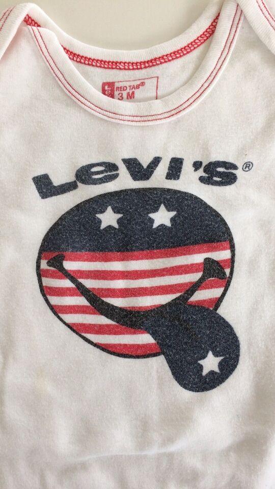 Bodystocking, Hvid, Levis