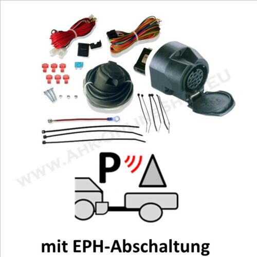 AHK Ford Focus II Bj 2004-2011 Kombi Anhängerkupplung ES13 EPH Abschaltung