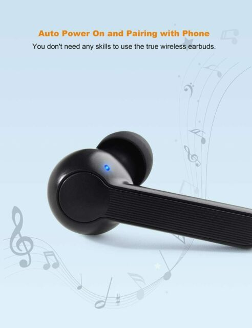 Bluetooth Earpiece Wireless Stereo Headset Left Or Right Ear For Iphone Samsung For Sale Online Ebay