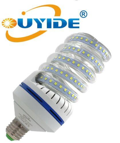 OUYIDE 200 Watt Equivalent Spiral LED Bulbs 24W Daylight 5000K LED Corn Light...