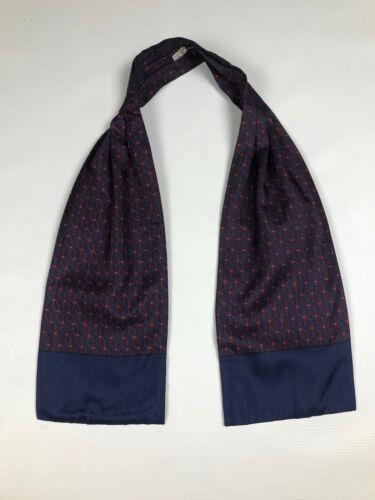 Hermes Paris Vintage Men's Silk Scarf