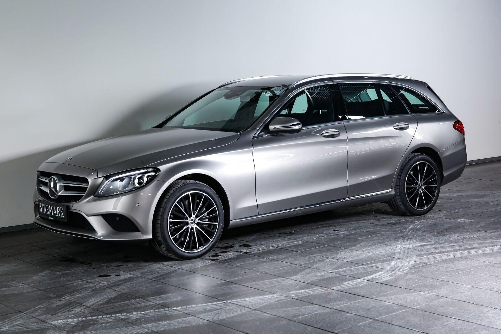 Mercedes-Benz C300 de 2,0 Avantgarde stc. aut.