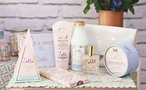 Zoella-Sweet-Inspirations-Make-up-Bag-Cluth-Body-Fragrance-Mist-Christmas-gift