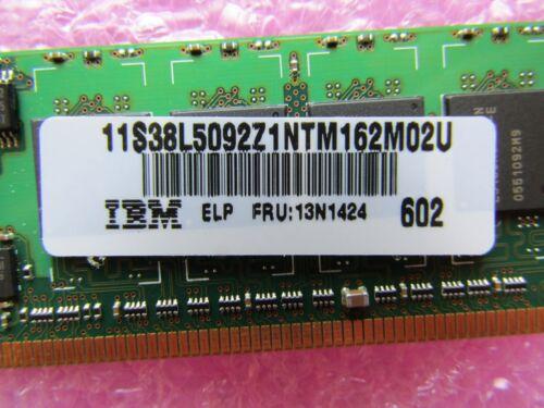 13N1424 IBM 512MB PC3200 DDR2 ECC RAM