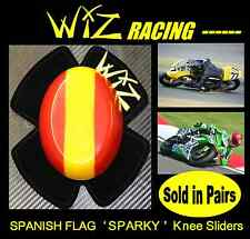 WIZ SPARKY SPANISH FLAG KNEE SLIDERS