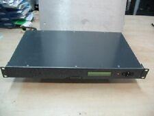Tandberg TT1220 RECEIVER 61400106-A 1U SERIES 1 ASI CVBS AUDIO DVB