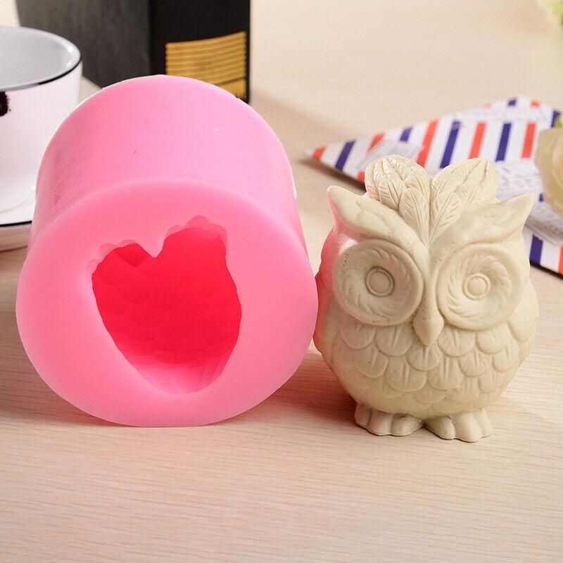 #38 3D Owl
