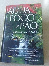 AGUA FOGO e PAO, Portuguese Edition of  Jewish Family Purity