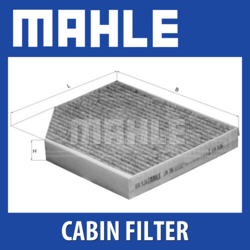 LAK386 For Cabin Filter Mahle Pollen Air Filter A5 Fits Audi A4
