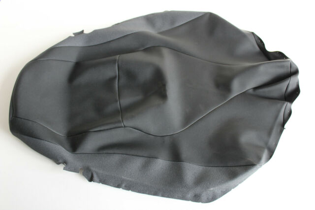 Seat Cover Black Orig. Suzuki DL650 as From Year 2017