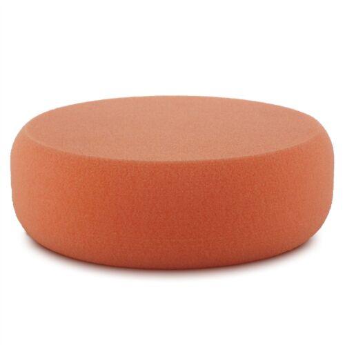OSMV-1 HookNLoop//Fast Fit Orange Compounding Cutting Polishing Foam Head