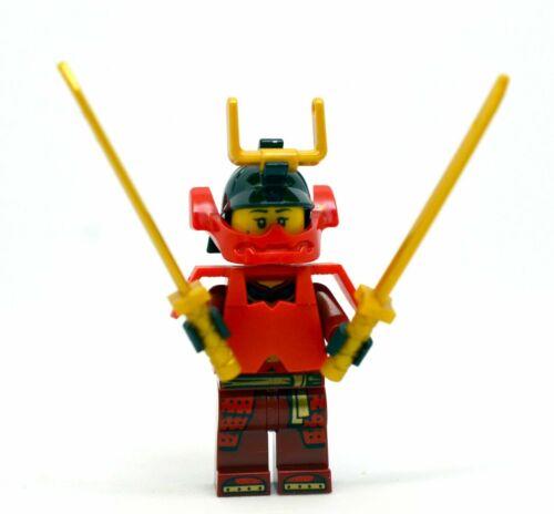 Nya LEGO Mini Figure Samurai X from set 70665-1 Ninjago Samurai Mech