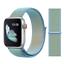 Nylon-Sport-Loop-Cinturino-Per-Apple-Watch miniatura 24